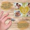Foto-Puzzle 24 Teile / Collage Ich liebe dich / inkl. Verpackung Kraftpapier Umschlag mit Gold-Inlay / mit VIER Bildern bedrucken lassen