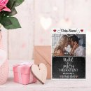 Foto-Puzzle 24 Teile / Willst du mich heiraten? / inkl. Verpackung Kraftpapier Umschlag mit Gold-Inlay / mit EINEM Bild + Name personalisieren